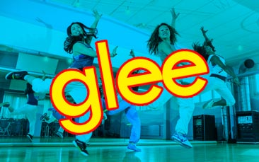 glee dancing hen party activity