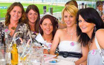 greyhound racing hen party activity