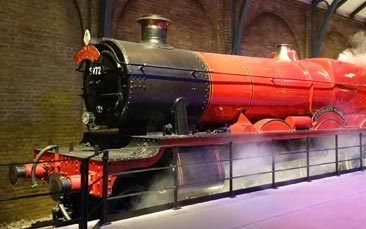 harry potter studio tour hen party activity