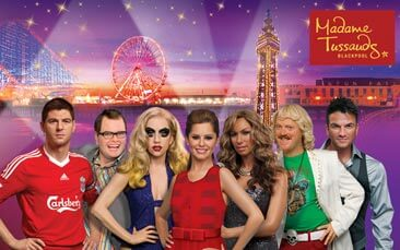 madame tussauds hen party activity
