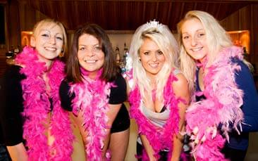 madonna experience hen party activity