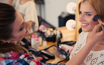 makeover hen party activity
