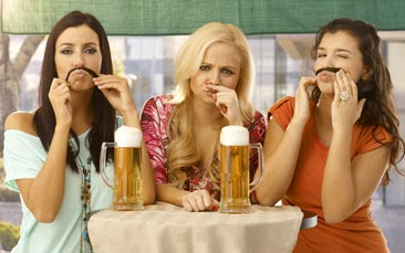 open gate brewery experience hen party activity