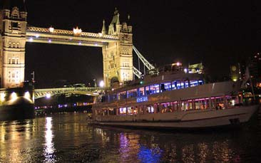 river disco cruise hen party activity
