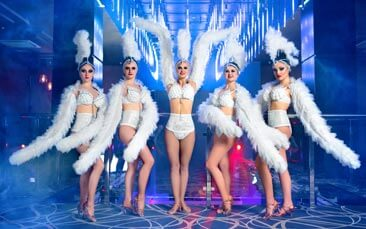 showgirl spectacular