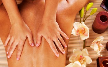 spa pass and treatment hen party activity