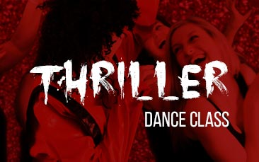 thriller experience hen party activity