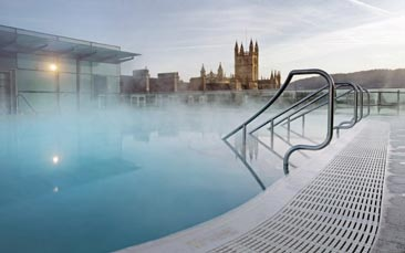 ultimate bath spa experience