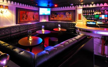 VIP nightclub package