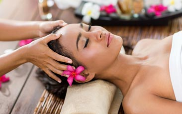 Virtual Indian Head Massage Course hen party activity