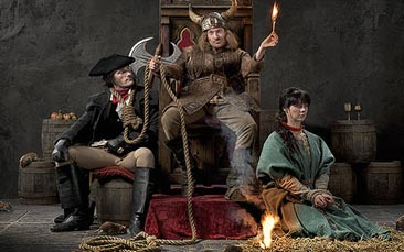 dungeon tour