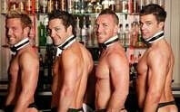 Butlers in the Buff in