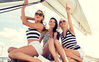 Yacht charter image