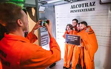 alcotraz prison cocktail experience