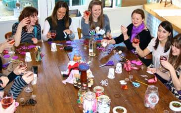 craft parties