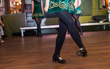 irish dance party