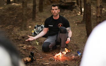 Bear Grylls Survival Academy - Wild Camp