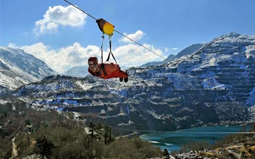 ultimate zip wire