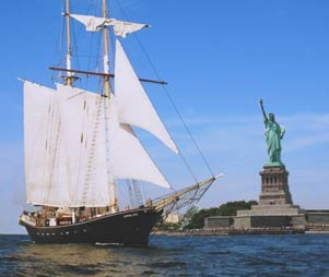 new York Bay Sailing