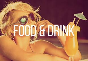 Food & Drink Hen Ideas