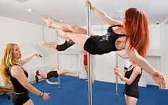Pole Dancing Lessons add on 4