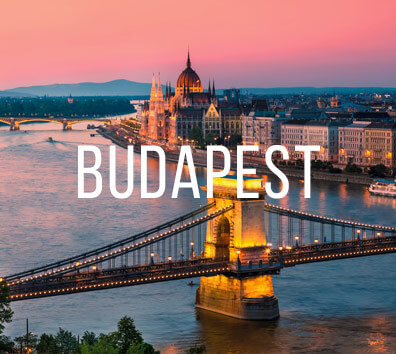 See our Budapest weekends