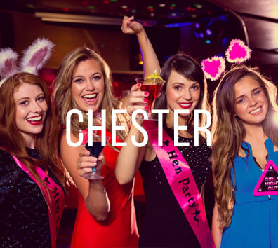 Chester hen party image