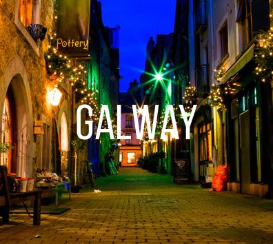 See our Galway weekends