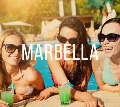 Marbella Hen Party
