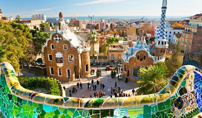See our Barcelona weekends