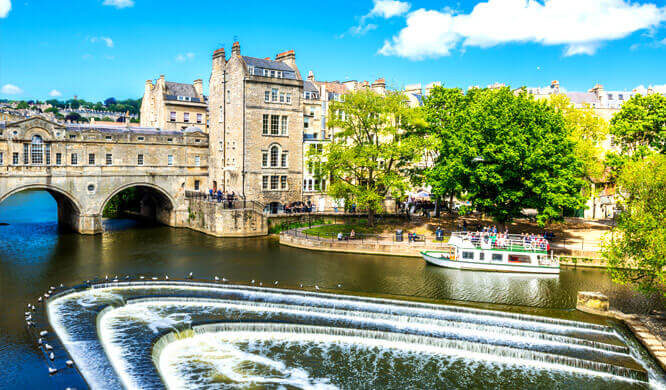 See our Bath weekends