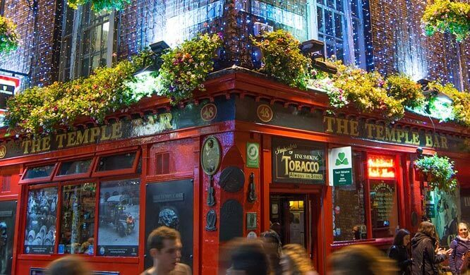 See our Dublin weekends
