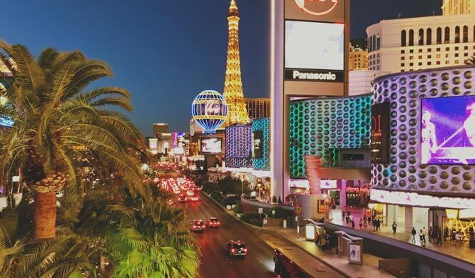 See our Las Vegas weekends