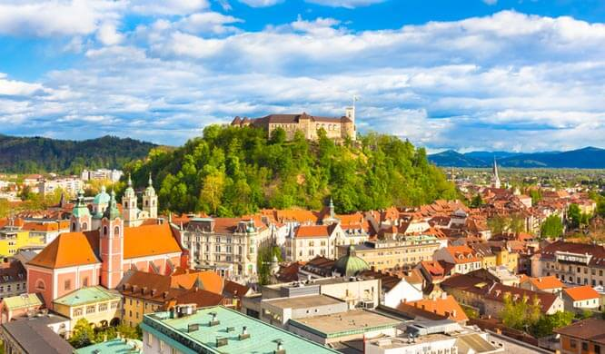 See our Ljubljana weekends