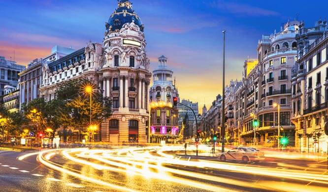 See our Madrid weekends