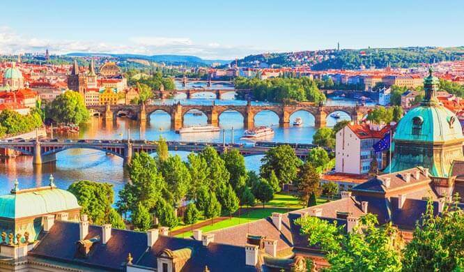 See our Prague weekends