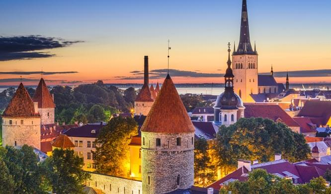See our Tallinn weekends