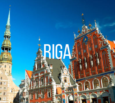 Riga Hen Party