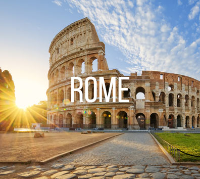 See our Rome weekends