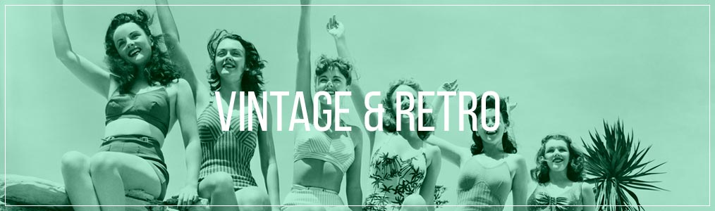 Vintage Retro hen party locations