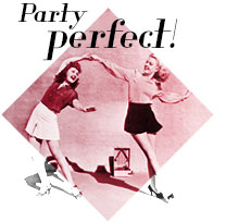 Party perfect in Amsterdam