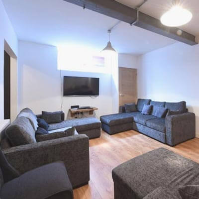 Accommodation in Manchester