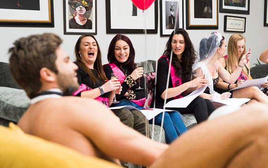 Cheeky hen parties