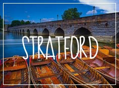 See our Stratford hen weekends