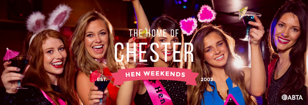 Chester hen party