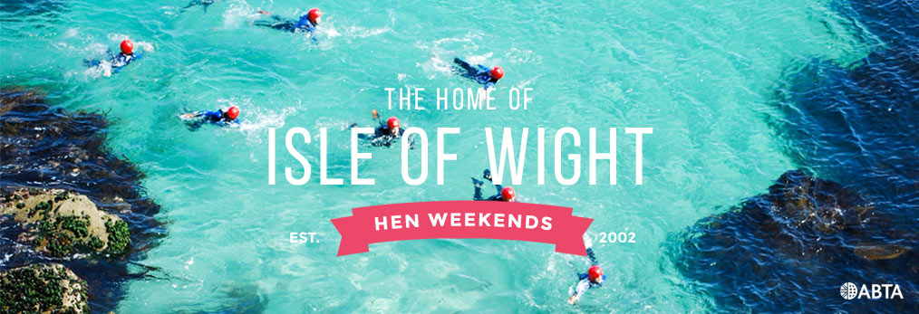 Isle of Wight hen party