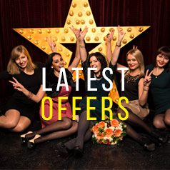 Bath hen party packages