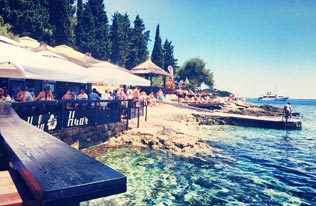 Bars in Hvar