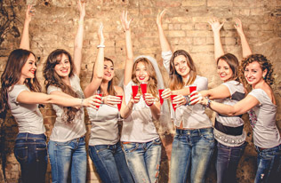 Best Hen Do Ideas in Glasgow