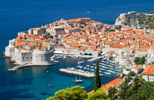 Sights and Sounds in Dubrovnik